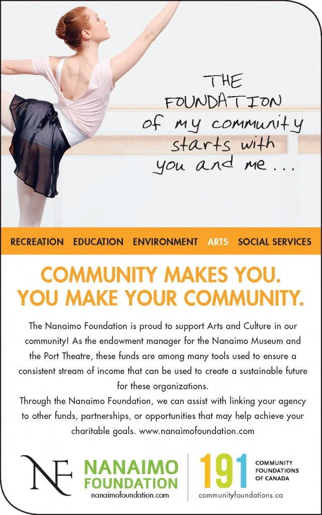 Nanaimo Foundation Ad #5