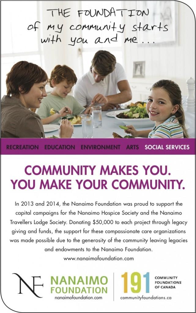 Nanaimo Foundation March 5th