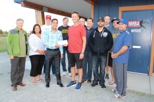 Nanaimo Minor Baseball Receives $10,000