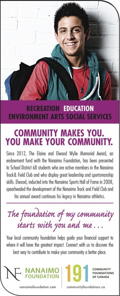 Nanaimo Foundation 2x7 Nov 13