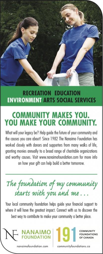 Nanaimo Foundation 2x7 Nov 24